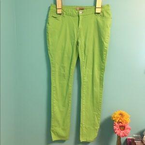 Hybrid skinny jeans